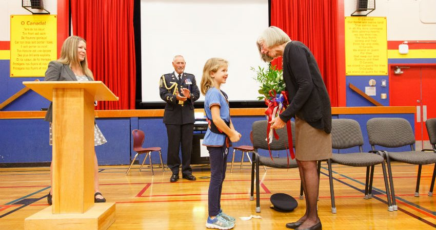 Lieutenant Governor's Visit to Hillcrest – Sep 26, 2017