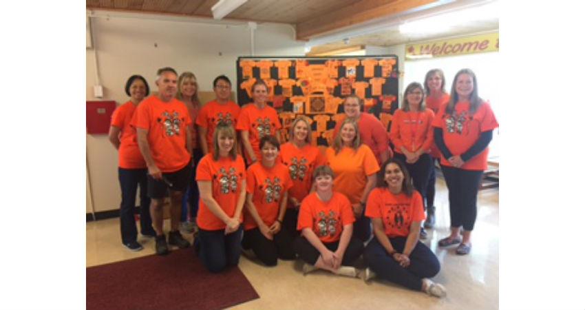 Orange Shirt Day – Sep 19, 2017