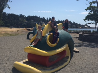 Primary Beach Day at Gyro Park – June 19, 2018