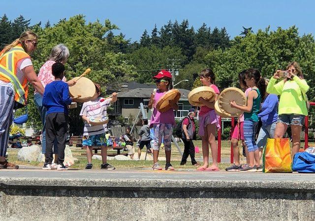 Whole School Beach Day at Gyro Park 2019!