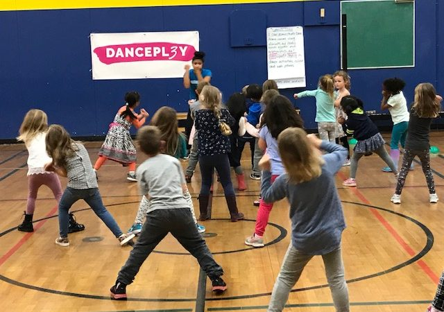 Dance Pl3y Visits Hillcrest!